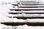 ضد یخ ویژه بتن(ویژه بتن های مسلح) افزون بتن کیمیا