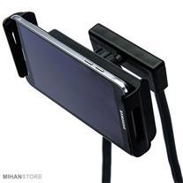 نگهدارنده گردنی چندکاره موبایل و تبلت (Mzkala)