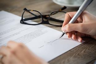 گروه حقوقی امانت ( قرارداد ، امور ثبتی ، چک )