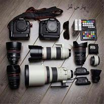 اجاره لنز دوربین های فیلم برداری، عکاسی و سینمایی