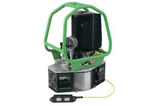 پمپ هیدرولیک 700 بار برقی آچارترکمتر SPXFLOW PE-45