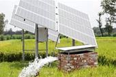 پمپ آب خورشیدی ، نیروگاه خورشیدی