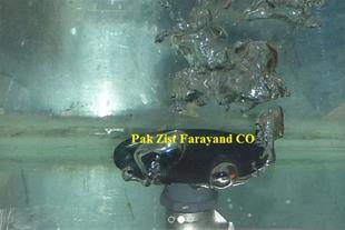 دیفیوزر هوادهی دیسکی و لوله ای استخر پرورش ماهی