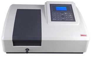 توضیحات اسپکتروفتومتر مدل UV/Vis 2150 کمپانی UNICO