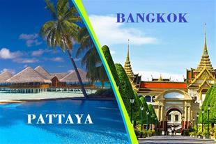 تور ترکیبی بانکوک + پاتایا / 7 شب 4,250,000 تومان