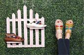 فروش عمده انواع کفش شیک و به روز