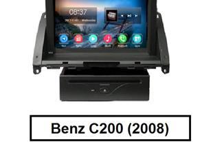 فروش مانیتور بنز C200 ( بازرگانی خلیج فارس )