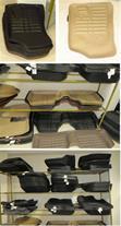 کفی سه بعدی انواع خودروهای داخلی و خارجی