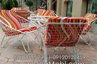 فروش میز و صندلی محوطه ای