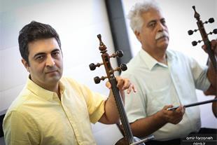آموزش کمانچه توسط مسلم علیپور