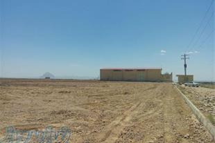 زمین 1000 متری، زمین صنعتی،زمین در جاده خاوران