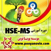 آموزش HSE.MS بامدرک معتبر ویژه بازارکار