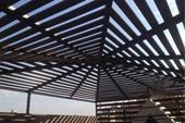 اولین و بزرگترین طراح و مجری تخصصی نماهای چوبی