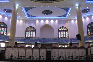 دکوراسیون داخلی مساجد دکوراسیون سنتی و مذهبی