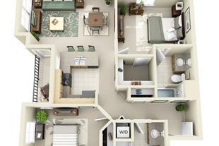 فروش آپارتمان 84 متری در بلوار توحید گلسار