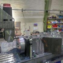 فرز دروازه ای CNC