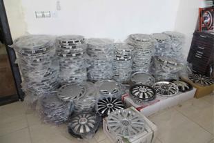 قالپاق های خودرو های داخلی در انواع طرح ها