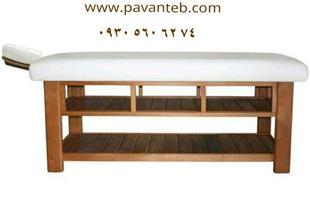 ثخت ماساژ پایه چوبی