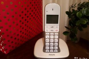 تلفن بی سیم فیلیپس مدل XL4901S