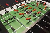انواع فوتبال دستی ( فوتبال انسانی ) و استخر توپ