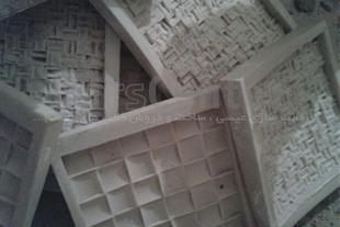 قالب ژله ای پی وی سی مخصوص تولید سنگ با DOP