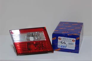 چراغ خطر سمند SNT – مورد استفاده در خط تولید