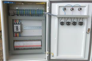 طراحی ساخت مونتاژ تابلو برق صنعتی روشنایی