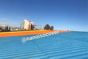 عایقکاری سقف شیروانی