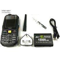 گوشی موبایل تاکتیکال هوپ HOPE F5000 (مجهز به واکی)