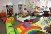 فروش ویژه تجهیزات خانه بازی و مراکز بازی
