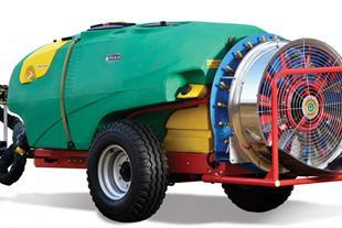 سمپاش اتومایزر(توربین باغی)2000 لیتری