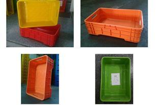 تولید سبد و جعبه و باکس پالت پلاستیکی کیفیت عالی