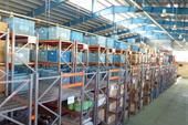 تولید قفسه انبار طراحی و فروش قفسه های صنعتی انبار