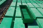 قالب سقفی پلاستیکی چند بار مصرف