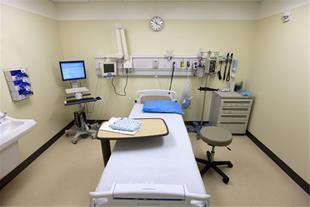 تخت معاینه سونوگرافی