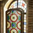 ساخت پنجره های دوجداره U.P.V.C و آلومینیوم