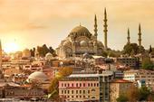 تور استانبول اوایل دی 97/ 5 شب 2,860,000 تومان